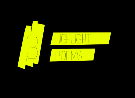 3 Highlight Poems