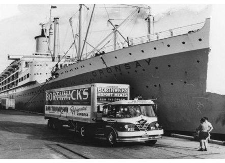 5. Marina _ The SS Oronsay