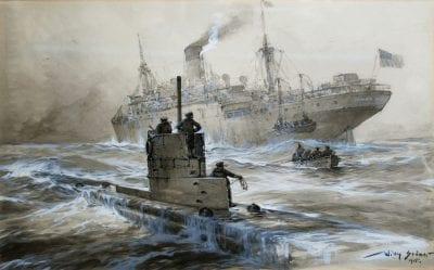 20160522 - The Atlantic U-Boat WW1-min