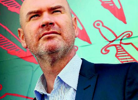 Mark Mulholland - Writer.