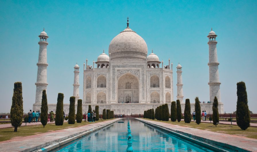 23 Taj Mahal, Agra